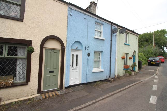 Thumbnail Terraced house to rent in Tregwilym Road, Rogerstone, Newport