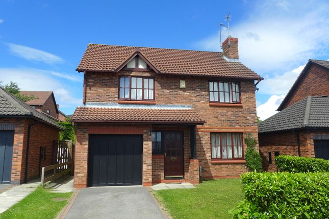 Thumbnail Detached house to rent in Kirkby Close, Ripon