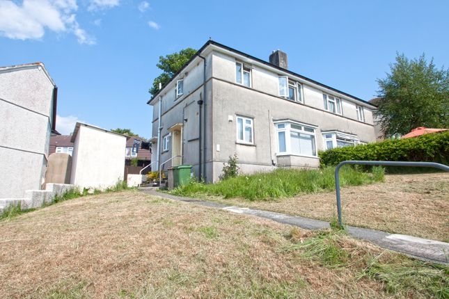 Thumbnail Maisonette for sale in Martlesham Place, Plymouth