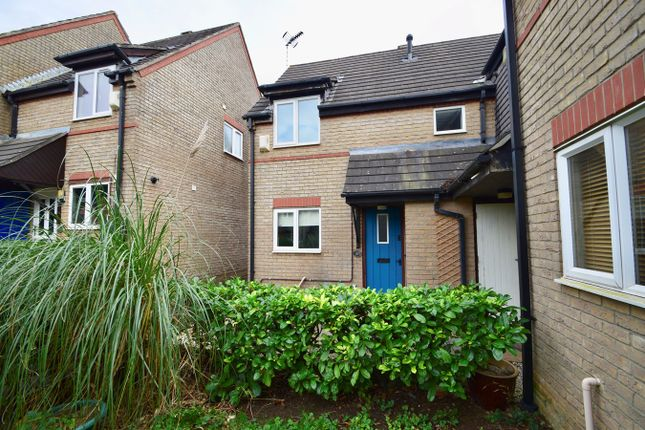 Thumbnail End terrace house to rent in Hayleaze, Yate, Yate