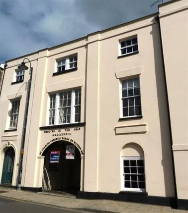 Thumbnail Flat to rent in Derutzen, Narberth, Pembrokeshire