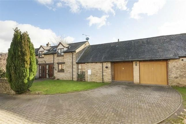Thumbnail Barn conversion for sale in Butts Close, Aynho, Banbury, Oxfordshire