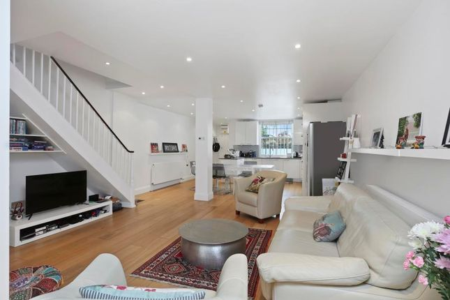 Thumbnail Property to rent in Belsize Road, South Hampstead