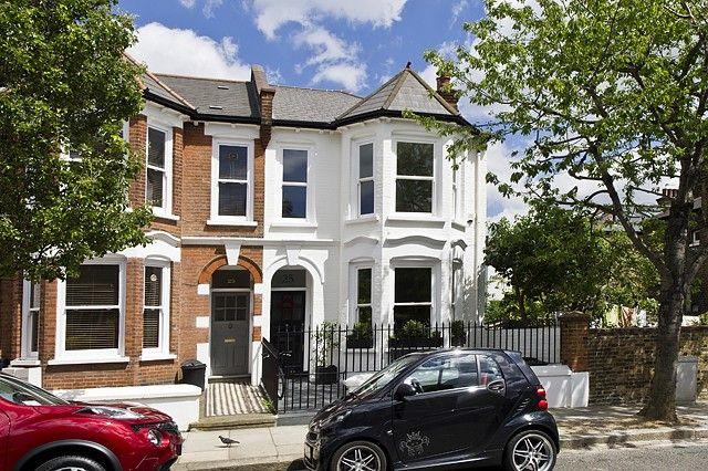Thumbnail Property for sale in Balliol Road, London