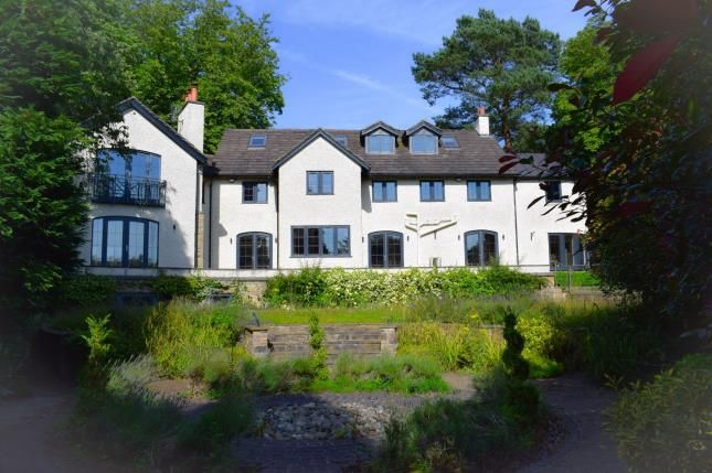 Thumbnail Detached house for sale in Woodbrook Road, Alderley Edge, Cheshire