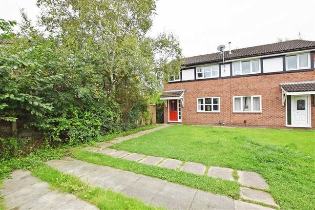 Thumbnail Semi-detached house for sale in Francis Road, Withington, Manchester