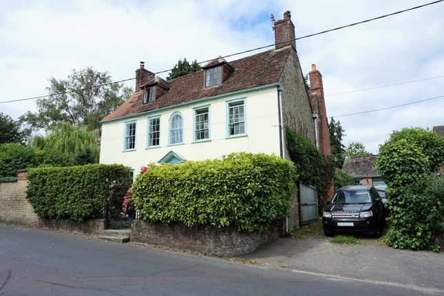 Thumbnail Link-detached house for sale in Pound Street, Warminster