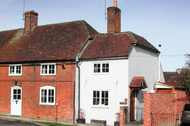 Thumbnail Detached house for sale in Farnham Road, Odiham, Hook, Hampshire