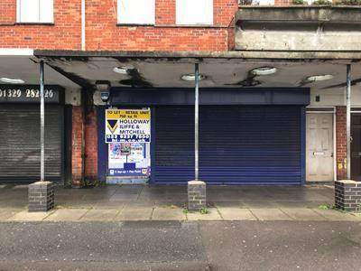 Thumbnail Retail premises to let in 186 Nobes Ave, Gosport, Hampshire