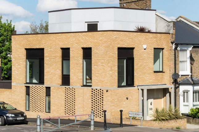 Thumbnail End terrace house for sale in Gellatly Road, London