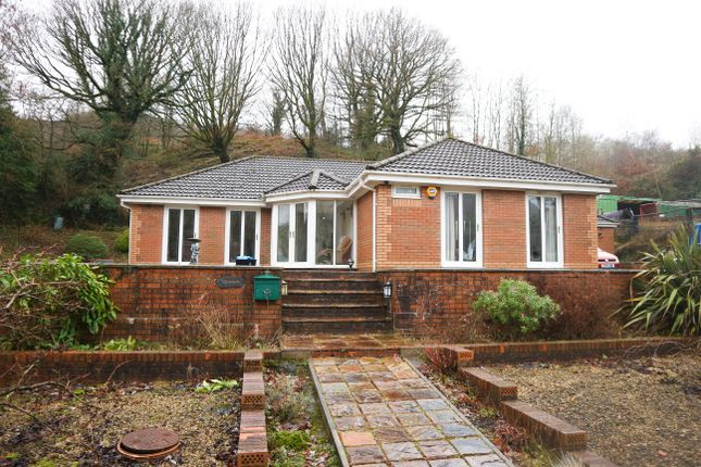 Thumbnail Detached bungalow for sale in Ash Road, Troedyrhiw, Merthyr Tydfil