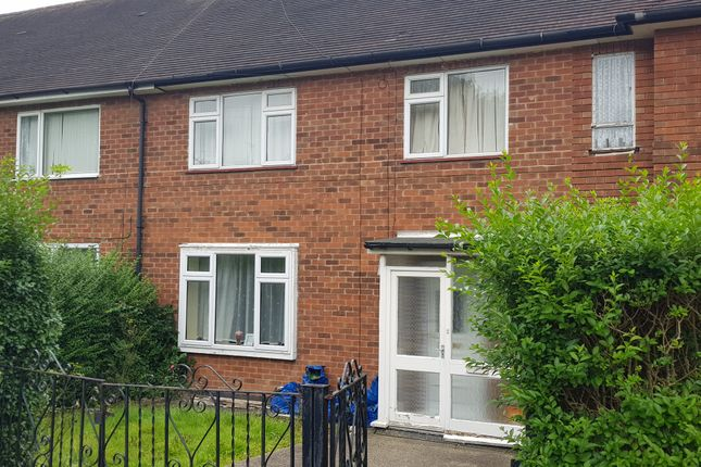 Thumbnail Terraced house to rent in Hillbeck Crescent, Wollaton, Nottingham