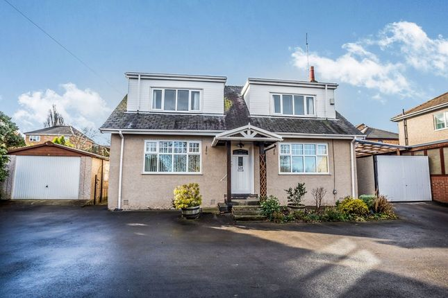 Thumbnail Detached house for sale in Moor End Road, Lockwood, Huddersfield