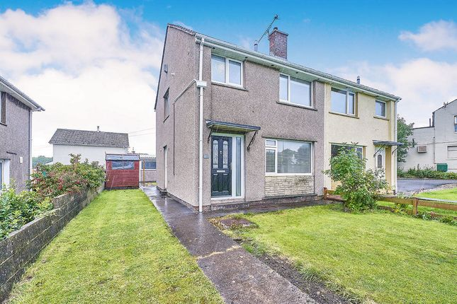 Thumbnail Semi-detached house to rent in High Street, Workington