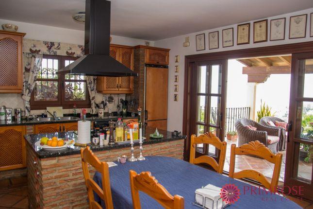 Kitchen of Duquesa Villas, Duquesa, Manilva, Málaga, Andalusia, Spain