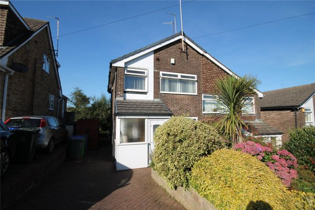 Semi-detached house in  Westfield Close  Rochdale  Greater Manchester O Manchester