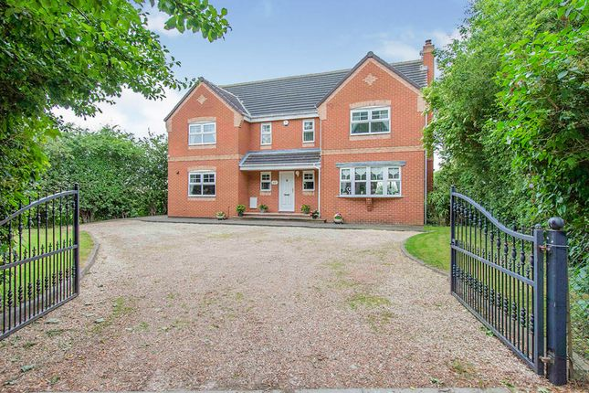 Thumbnail Detached house for sale in Almholme Lane, Arksey, Doncaster