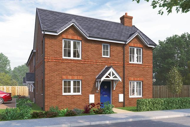 """3 bedroom end terrace house for sale in """"The Stourbridge"""" at Wellfield Road North, Wingate"""