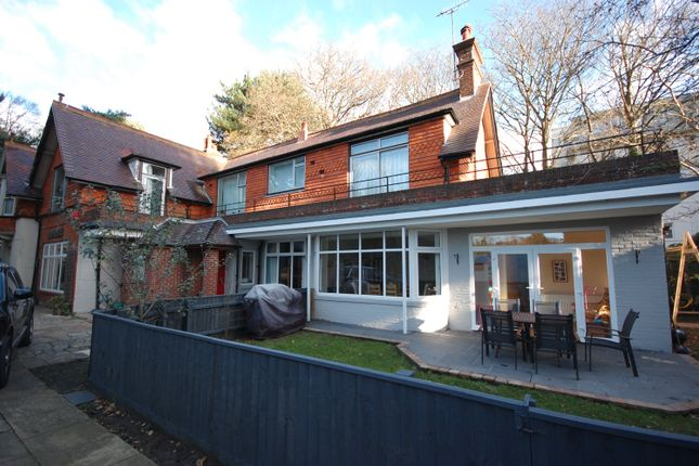 Thumbnail Detached house for sale in Manor Road, Bournemouth