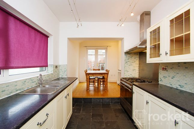 Thumbnail Terraced house to rent in Richmond Street, Hartshill, Stoke-On-Trent