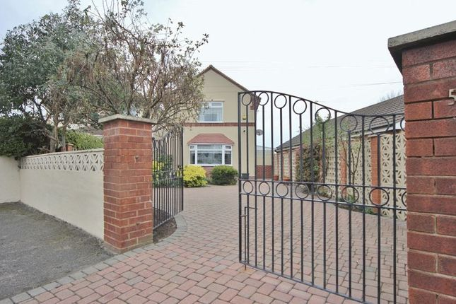 Thumbnail Detached house for sale in Town Meadow Lane, Moreton, Wirral