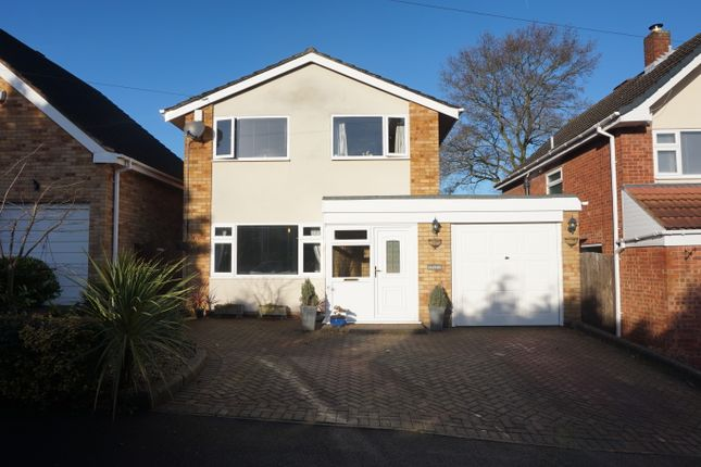 Thumbnail Detached house for sale in Vernon Close, Four Oaks, Sutton Coldfield