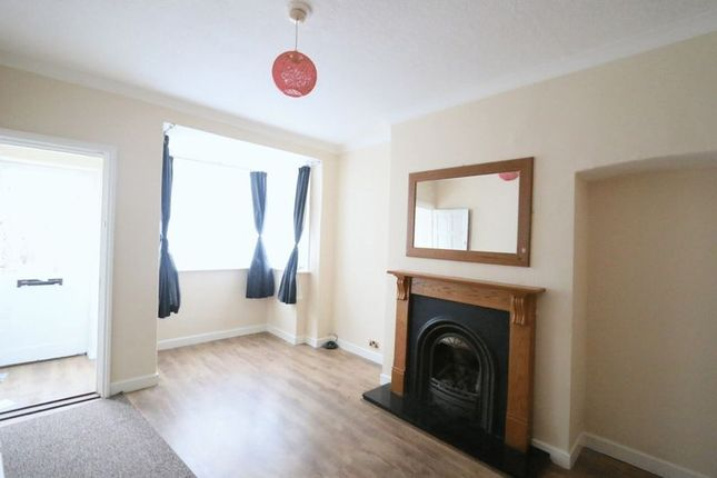 Thumbnail Terraced house to rent in Coronation Avenue, Rustenburg Street, Hull