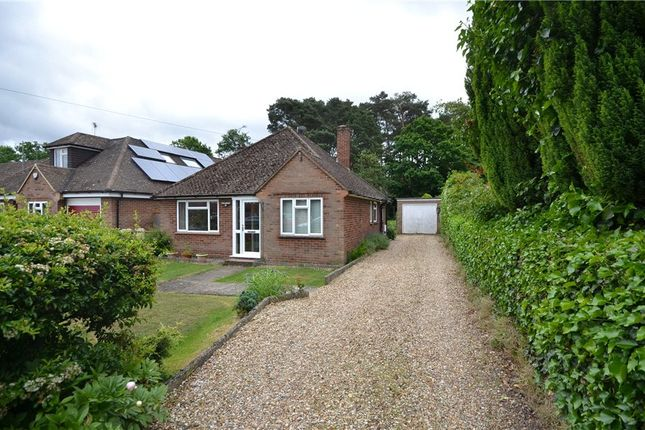 2 bed detached bungalow for sale in Ryelaw Road, Church Crookham, Hampshire