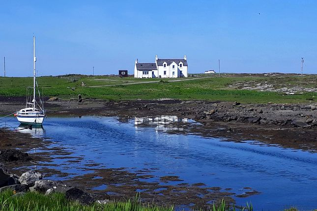 Thumbnail Detached house for sale in Caoles, Isle Of Tiree