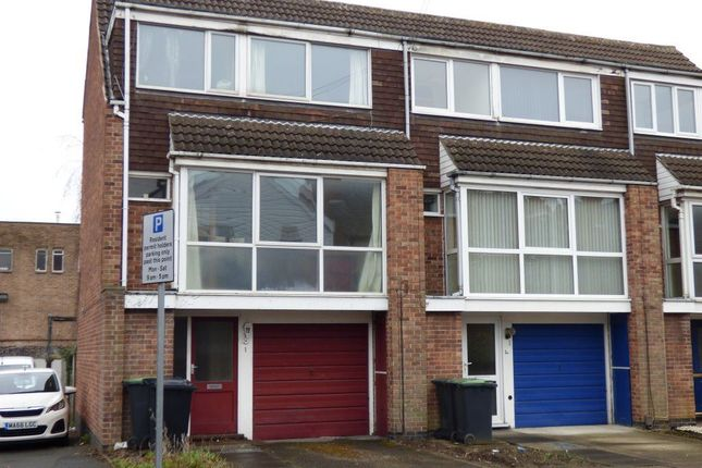 Thumbnail Terraced house to rent in Warren Avenue, Stapleford, Nottingham
