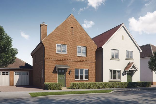 "Thumbnail Property for sale in ""The Hartley"" at London Road, Great Notley, Braintree"