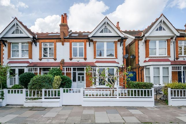 Thumbnail Semi-detached house to rent in Bedford Corner, The Avenue, London