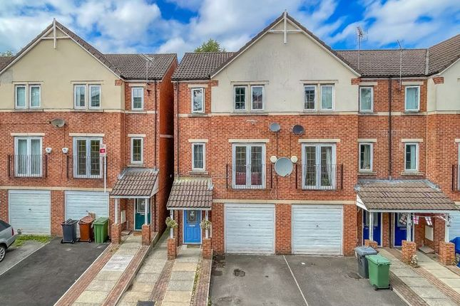 Thumbnail End terrace house for sale in Fielding Way, Morley, Leeds