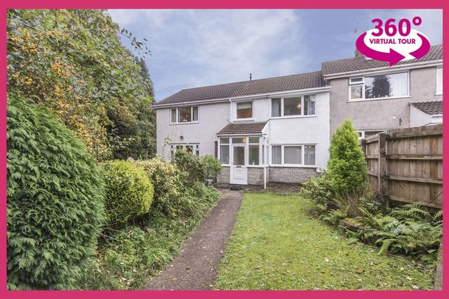 Thumbnail Semi-detached house for sale in Grosvenor Road, Bassaleg, Newport