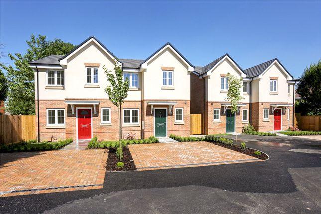 Thumbnail Semi-detached house for sale in Bridgeman Drive, Windsor