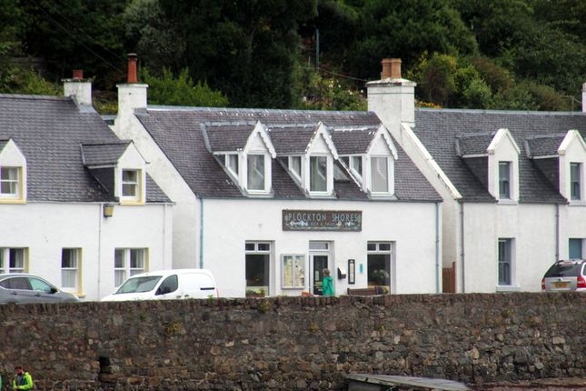Thumbnail Restaurant/cafe to let in Plockton Shores Café & Restaurant, Plockton, Ross-Shire