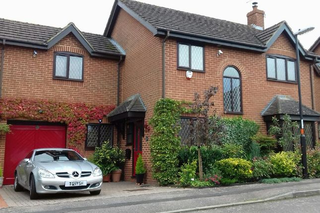 Thumbnail Detached house for sale in Wymington Park, Rushden