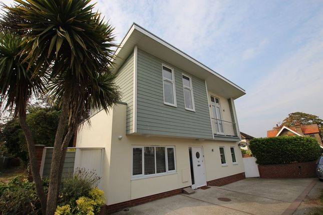 Thumbnail Detached house for sale in St. Georges Park Avenue, Westcliff-On-Sea