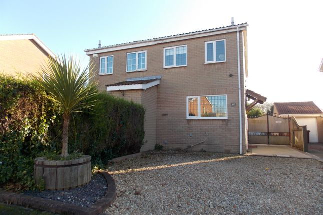 Thumbnail Semi-detached house for sale in Alvingham Avenue, Cleethorpes