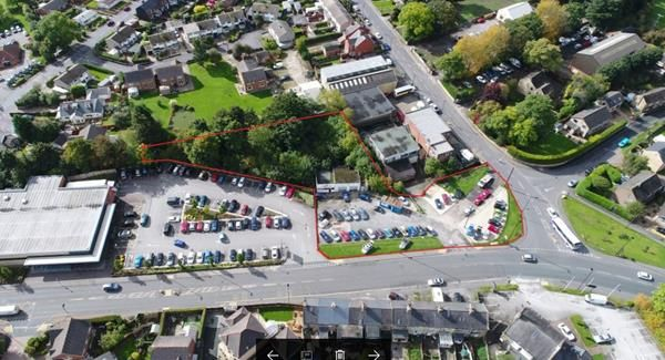 Thumbnail Land for sale in The Common, Ecclesfield, Sheffield, South Yorkshire