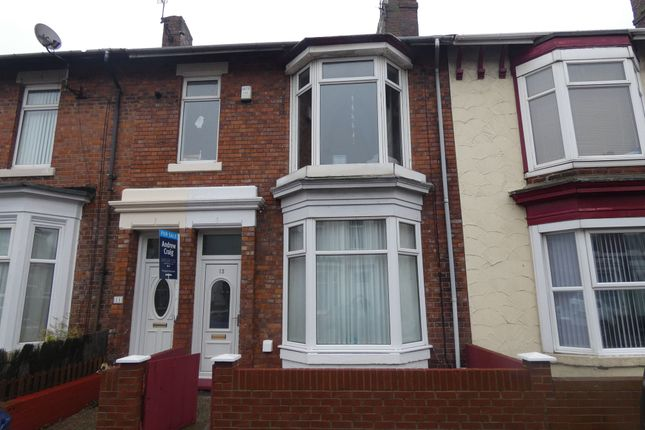 3 bed flat for sale in Bright Street, South Shields NE33