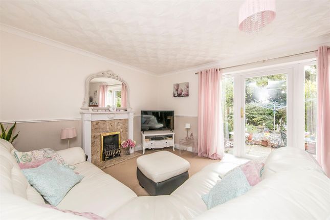 Thumbnail End terrace house for sale in Fiddlers Folley, Fordham Heath, Colchester