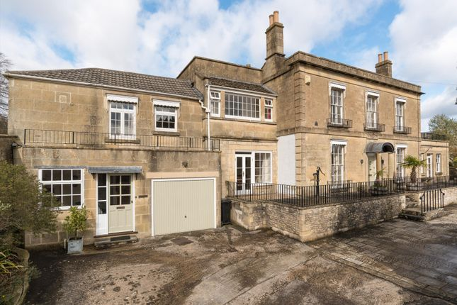 Detached house for sale in Greenway Lane, Bath, Somerset