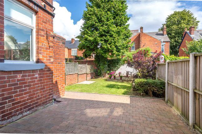 Patio And Garden of Florence Road, Sheffield, South Yorkshire S8