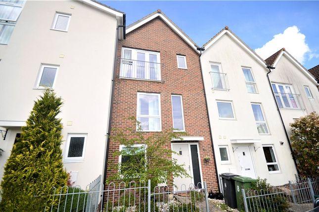 4 bed terraced house for sale in Risinghurst Mews, Basingstoke, Hampshire RG24