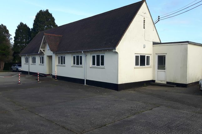 Office to let in Kington Park, Malmesbury Road, Kington St Michael, Chippenham