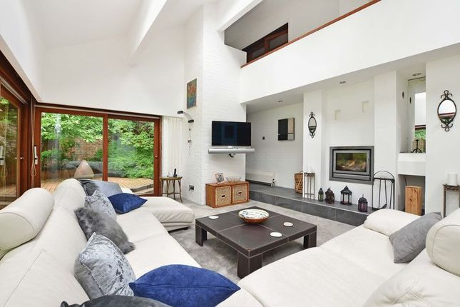 Living Room of Forest Edge, Whirlow, Sheffield S11