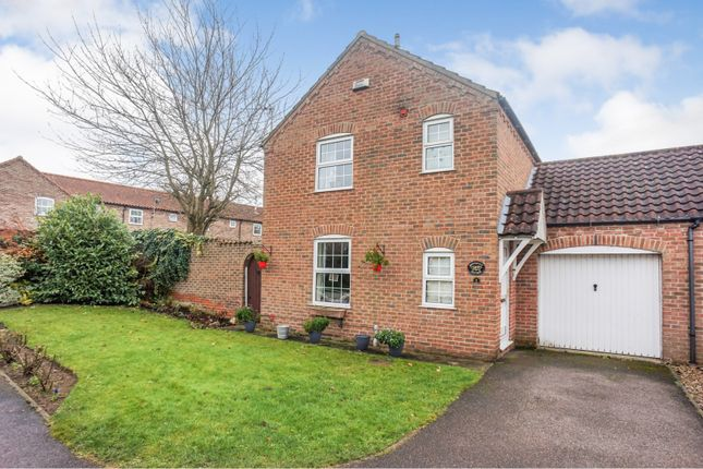Thumbnail Link-detached house for sale in Holmes Way, Wragby