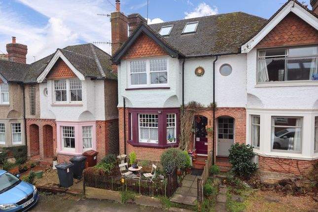 Thumbnail Semi-detached house for sale in Highfields, Forest Row