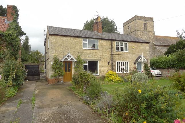 Thumbnail Cottage for sale in Main Street, Scopwick, Lincoln